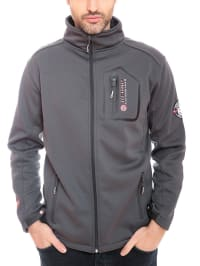 "Geographical Norway Softshelljacke ""Tonnerre"" in Anthrazit"