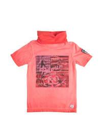"Retour Shirt ""Zeb"" in Orange"