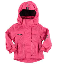 "XSExes Ski-/ Snowboardjacke ""Summer Rain"" in Pink"