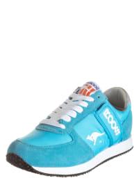 """Kangaroos Sneakers """"Combat"""" in Hellblau/ Weiß"""
