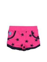 """Zunstar Shorts """"Jane"""" in Pink/ Dunkelblau"""