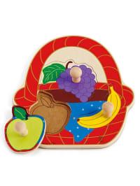 Hape Toys 4tlg. Früchtekorb-Puzzle - ab 12 Monaten