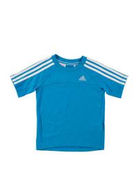 Adidas Funktionsshirt in Blau