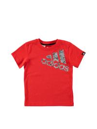 Adidas Shirt in Rot