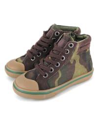 "Gioseppo Sneakers ""Saurio"" in Khaki/ Braun"
