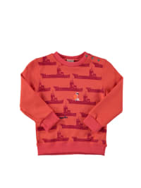 Sanetta Sweatshirt in Hellrot