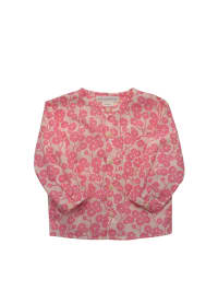 Serendipity Bluse in Rosa/ Creme
