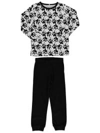 """Name it Pyjama """"Velin"""" in Schwarz/ Weiß"""