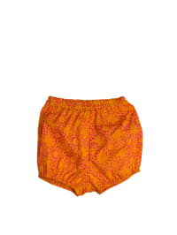 Lillipilli Shorts in Orange/ Fuchsia