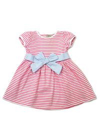 Darcy Brown Kleid in Pink/ Weiß/ Hellblau