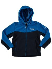 "Regatta Fleecejacke ""Marty"" in Dunkelblau/ Blau"