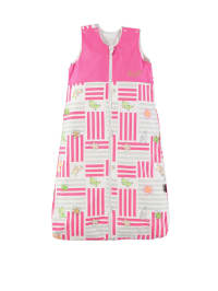 Little Angel Sommer-Schlafsack in Pink/ Bunt - (L)90 cm