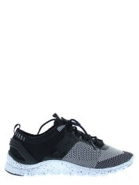 Bronx Sneakers in Schwarz/ Weiß
