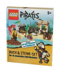 """LEGO Buch- und Steine-Set """"Pirates"""" - ab 5 Jahren"""