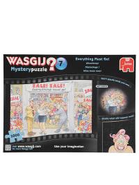 """Hermanex 1000tlg. Puzzlespiel """"Wasgij Mystery 7"""" - ab 12 Jahren"""