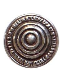 """NOOSA Chunk """"Circulo"""" in Silber"""