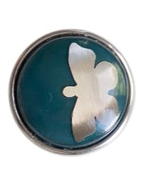 """NOOSA Chunk """"Butterfly"""" in Petrol/ Creme"""