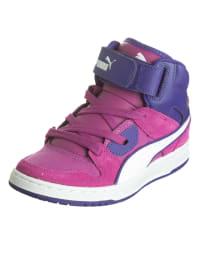 Puma Sneakers in Pink/ Lila