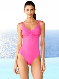 Class Int. FX Shape-Badeanzug in Pink