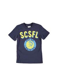 Diesel Kid Shirt in Dunkelblau