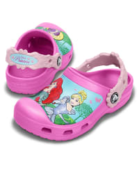 "Crocs Clog ""Magical Day Princess"" in Pink/ Türkis"