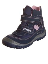 """Primigi Boots """"Kalmar"""" in Dunkelblau/ Rosa"""