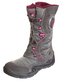 "Primigi Stiefel ""Iliana"" in Grau/ Pink"