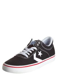 "Converse Sneakers ""Aero S OX"" in Schwarz"