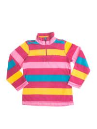 "Color Kids Troyer ""Tisted"" in Pink/ Türkis/ Gelb"