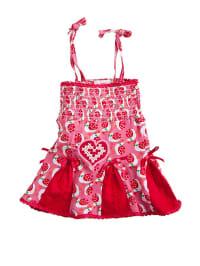 Dutch Bakery Kleid in rosa/ rot