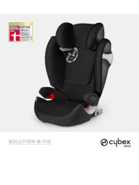 """Cybex Autokindersitz """"Solution M-fix"""" in Schwarz"""
