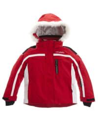 Hyra Ski-/ Snowboardjacke in Rot